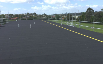 Warm Roof Installation | Howick College