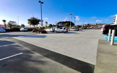 Car Park Refurbishment | Countdown Mt Roskill