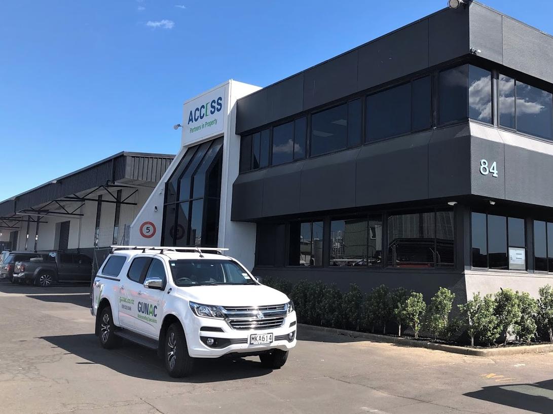Gunac Auckland Head Office